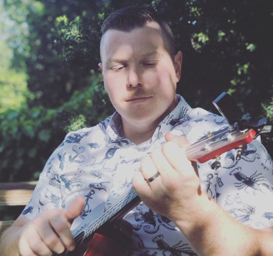 Darren Shearer, September's Employee-of-the-Month